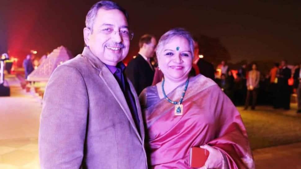 Padmavati Dua, wife of senior journalist Vinod Dua succumbs to COVID-19