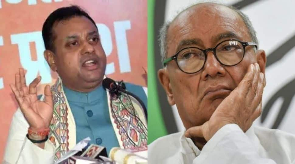 Congress' first love is Pakistan, BJP intensifies attack after Digvijay Singh's Clubhouse chat leak