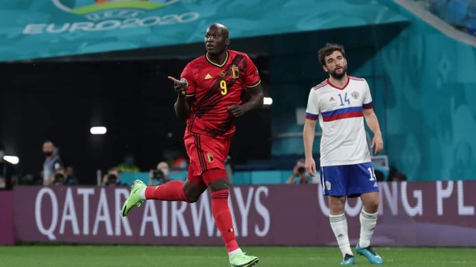UEFA Euro 2020: Romelu Lukaku's brace helps world no.1 Belgium thrash Russia 3-0 - WATCH