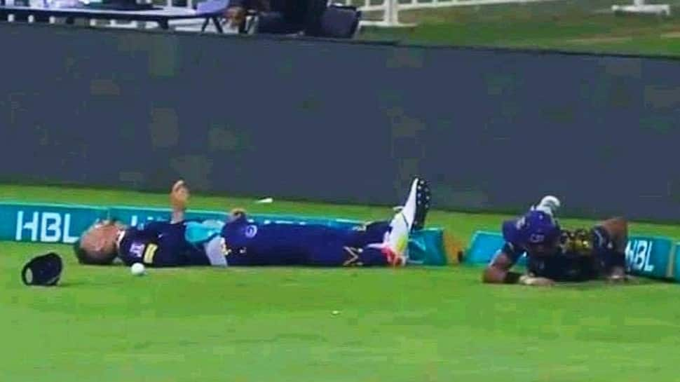 Faf du Plessis suffers injury in scary collision during PSL 2021 game – WATCH