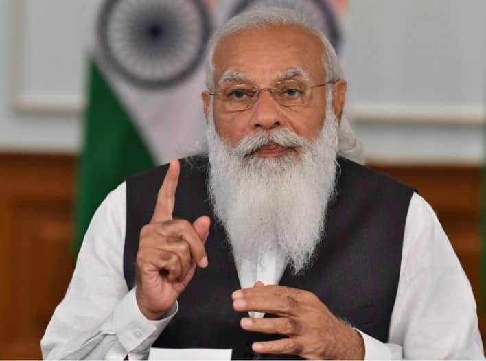 PM Narendra Modi gives 'One Earth, One Health' mantra