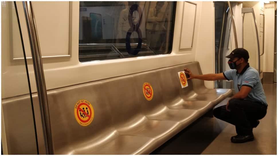 Delhi Metro can run with 50 per cent capacity