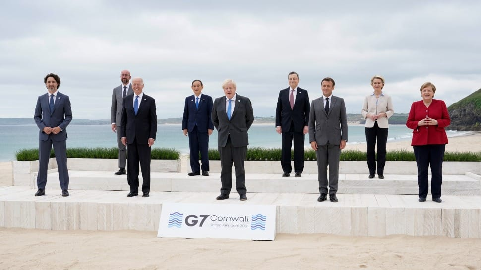 COVID-19 origins: G7 leaders call for 'timely and transparent' probe