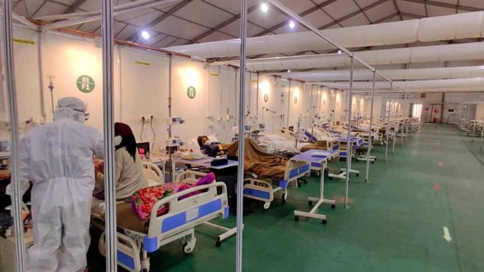 IIT-incubated start-up develops portable hospitals, enables building 100-bedded extension facility in 3 weeks