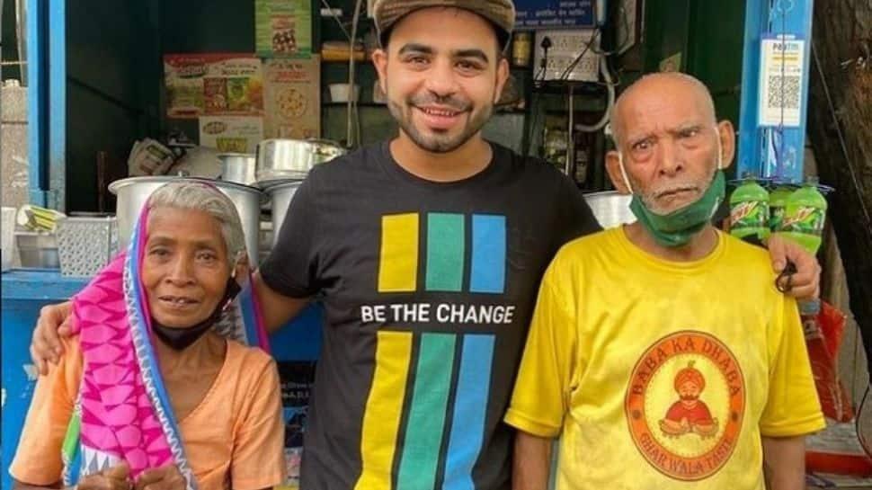 YouTuber Gaurav Wasan forgives Baba Ka Dhaba owner Kanta Prasad, says 'All's well that ends well'