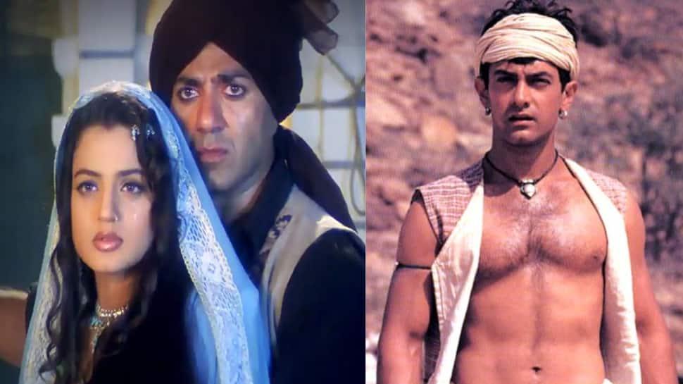 Sunny Deol's Gadar was a tsunami and at least 3 times bigger than Lagaan says Aamir Khan