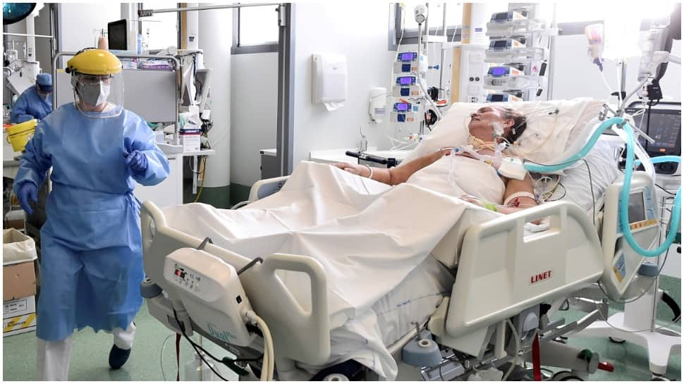 COVID-19 Delta variant, first found in India, doubles risk of hospitalisation: Study