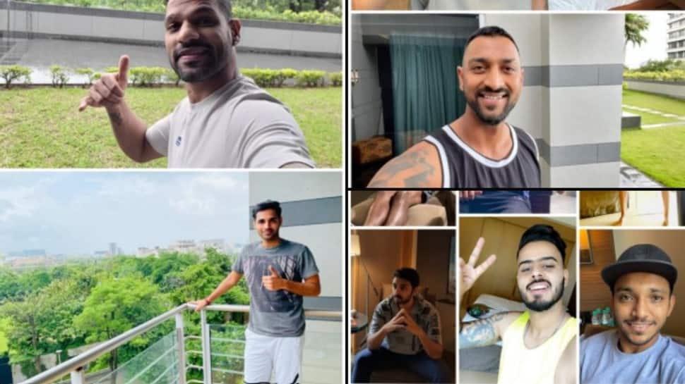 India vs Sri Lanka 2021: Team India players go into quarantine in Mumbai, see pics
