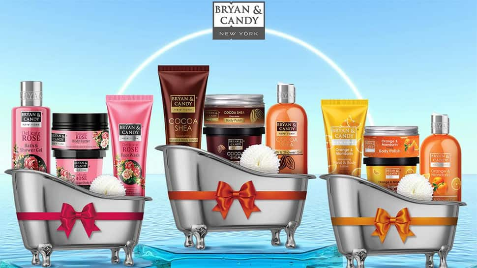 Soothe your mind, body and soul with Bryan & Candy Bath Tub and Spa Kit - Read more to know about the products!
