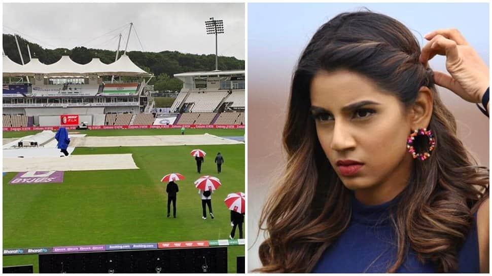 WTC final: From Sanjana Ganesan to Anushka Sharma, Indian cricketers' wives curse Southampton rain