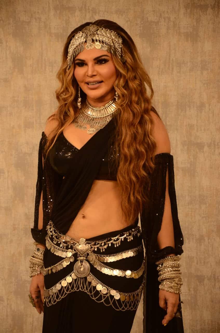 She had her reality show called 'Rakhi Ka Swayamwar'