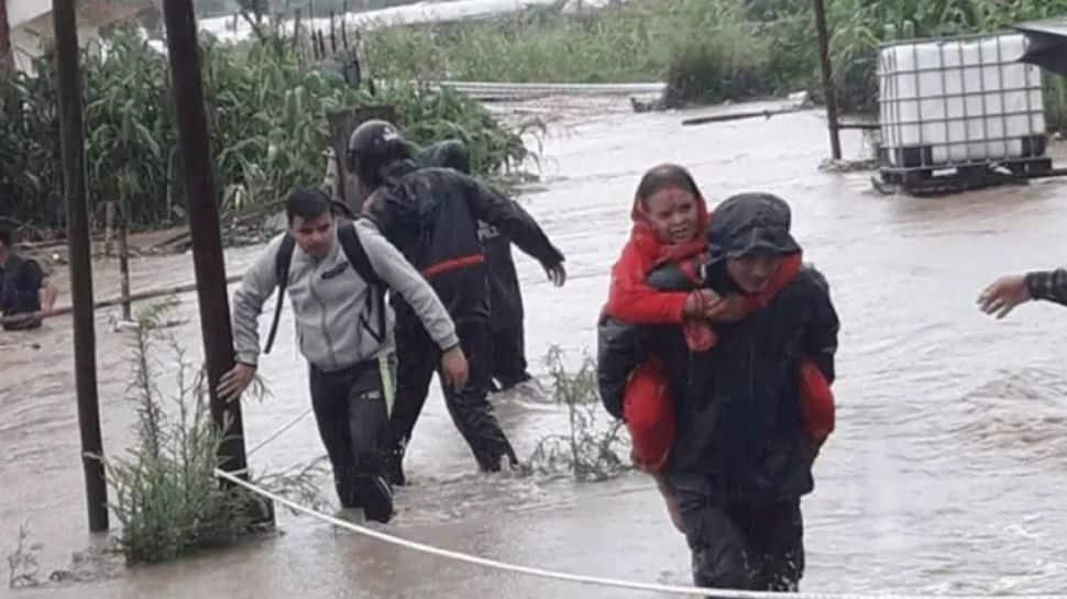 Heavy rain wreaks havoc in Nepal, at least 16 dead, 22 missing