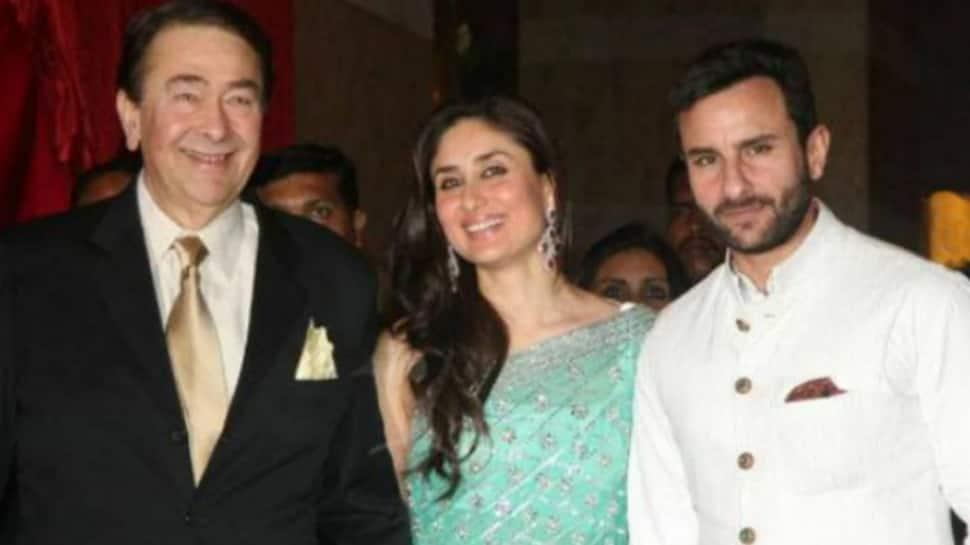 Kareena Kapoor calls Randhir Kapoor and Saif Ali Khan 'superheroes' on Father's Day