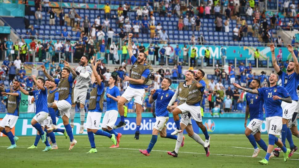 UEFA Euro 2020: Italy beat Wales as both teams advance to last 16