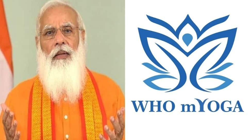 International Yoga Day: PM Narendra Modi announces mYoga App to promote  'One World, One Health' | India News | Zee News