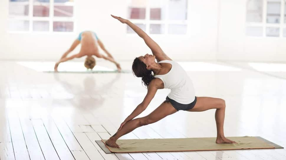 International Yoga Day 2021: Yoga poses to help relieve menstrual pain