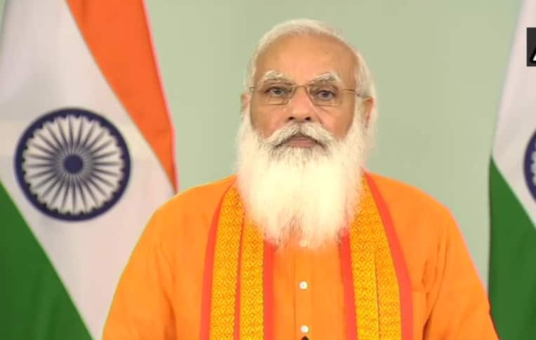 Doctors have used Yoga as armour to treat COVID-19 patients, says PM Narendra Modi on International Yoga Day