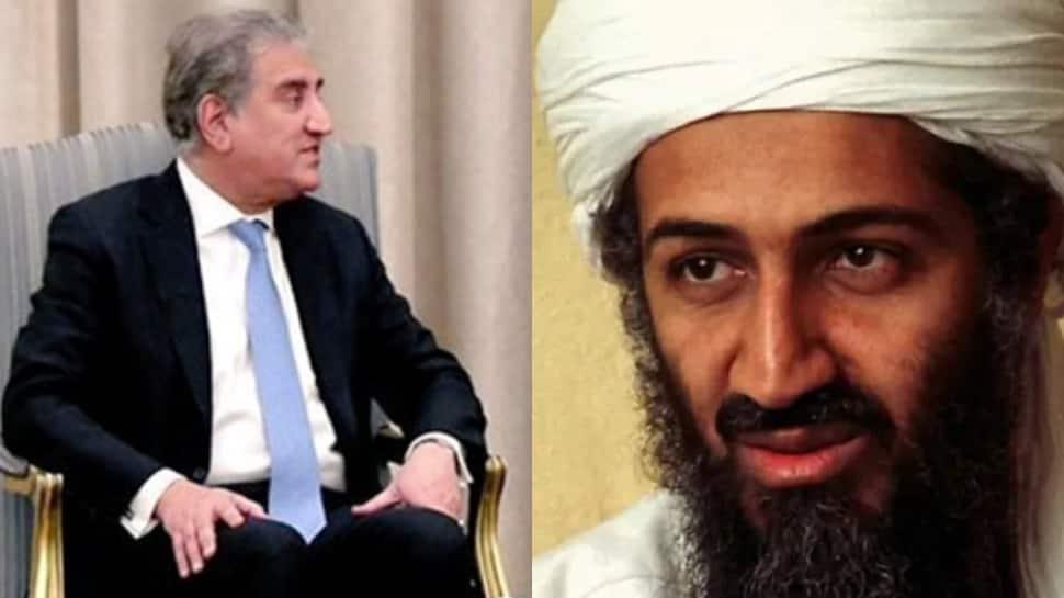 I will let that pass: Pakistan FM SM Qureshi hesitates to term Osama bin Laden a terrorist -- Watch