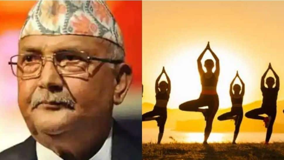 Yoga originated in Nepal, not in India, claims PM KP Sharma Oli