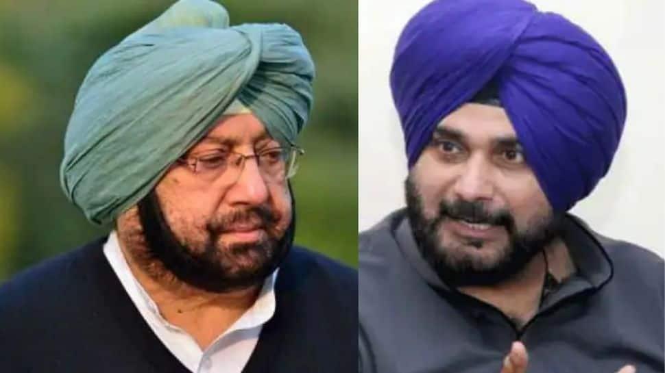 Infighting Punjab Congress: CM Amarinder Singh in Delhi