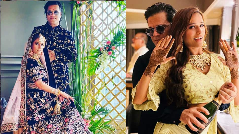 Poonam Pandey blasts baby rumours, says 'zabardasti pregnant mat banao'