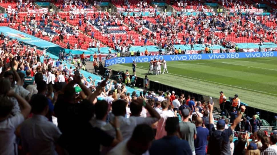UEFA Euro 2020: Wembley to host over 60,000 fans for semis, final