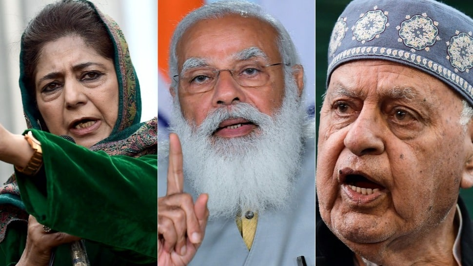 PM Narendra Modi's all-party meeting with Jammu and Kashmir leaders likely to give momentum to political processes in UT