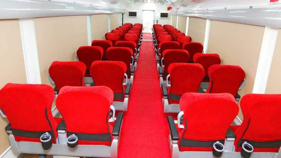 'Vistadome' coaches for tourism
