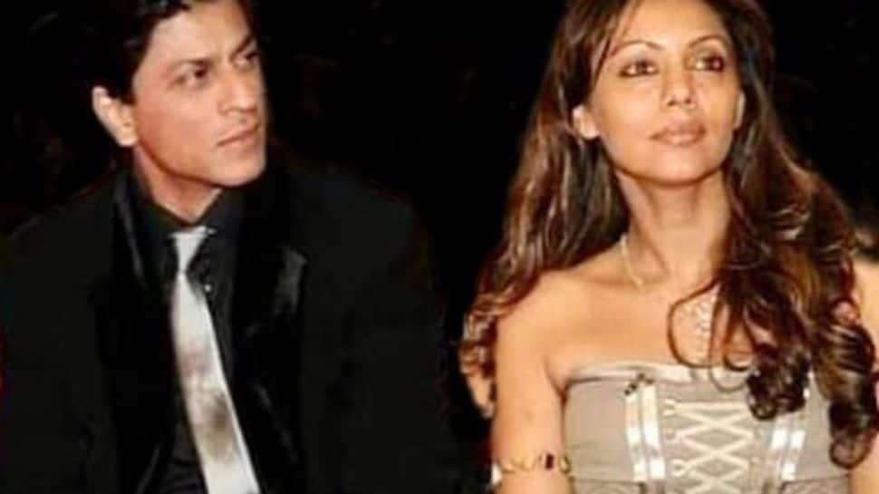 Gauri Khan shares rare throwback picture with Shah Rukh Khan