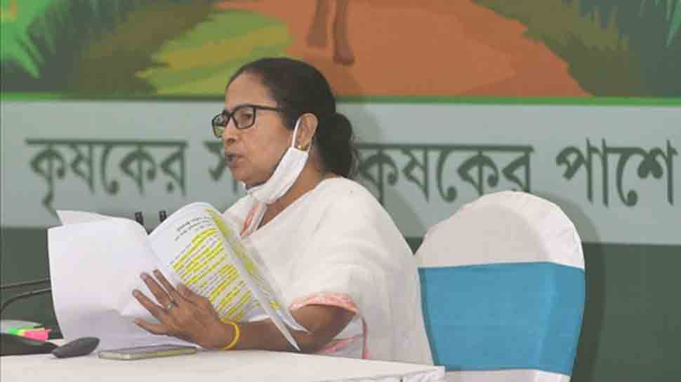 COVID-19 situation is under control: Mamata urges EC to hold Bengal by-polls