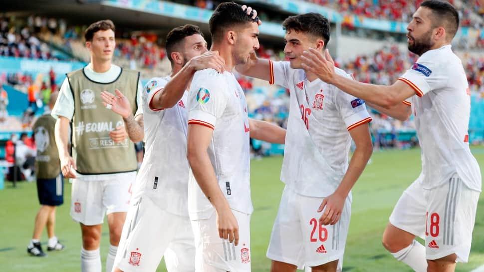 Euro 2020: Spain thrash Slovakia 5-0 to set up last-16 clash with Croatia