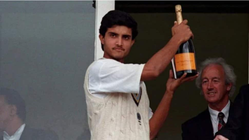 Sourav Ganguly recollects memories from Test debut at Lords and conversation with Sachin Tendulkar