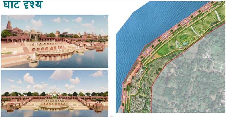 Guptar Ghat plan