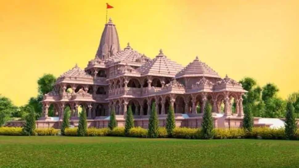 Grand Ram temple in Ayodhya