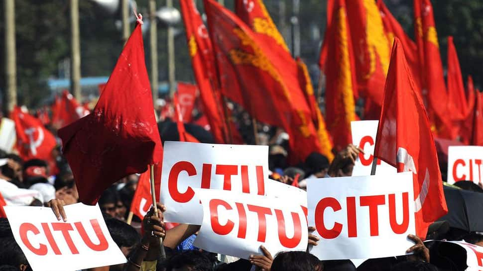 In solidarity with farmers, ten central trade unions to hold day-long nationwide protest on June 26