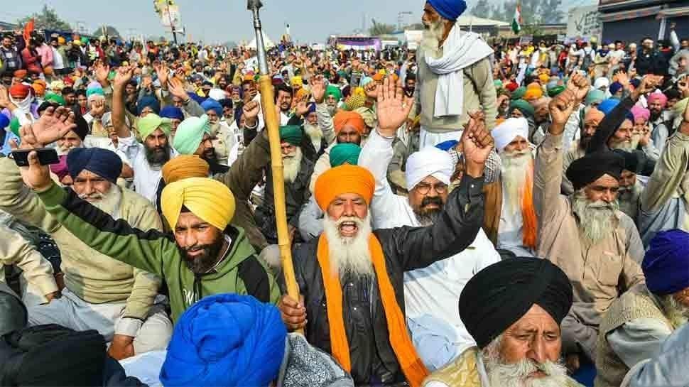 Pakistan-based ISI may sabotage farmers' protests today, warns Intelligence agencies
