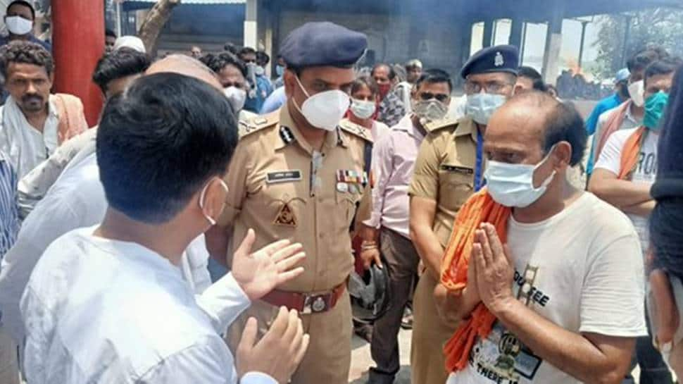 Kanpur woman dies in traffic hold-up for President Ram Nath Kovind, cops issue apology