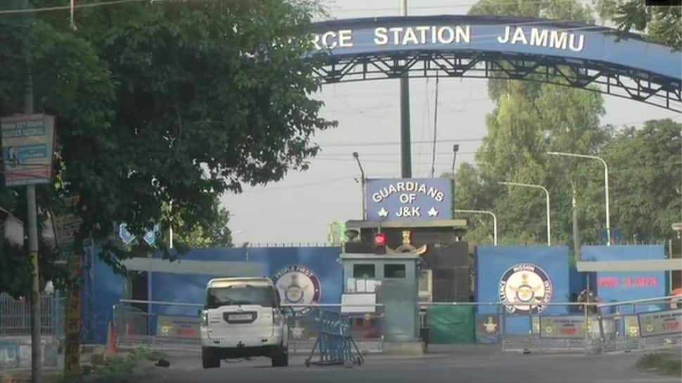 Two explosions at Jammu Air Force Station's technical area, probe on