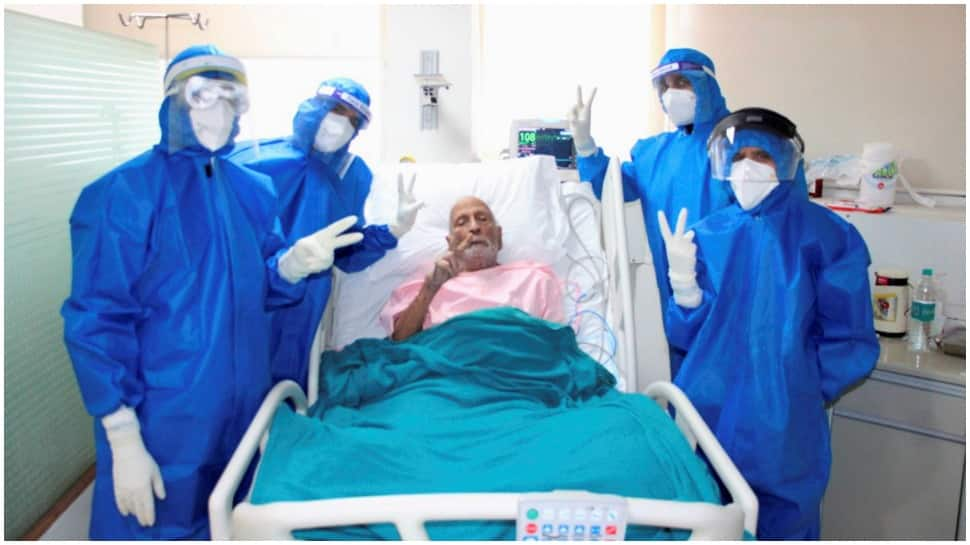 India records less than 40,000 daily new COVID-19 cases after 102 days, active count drops to 5.52 lakh