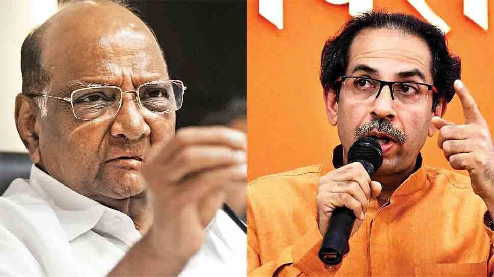 Sharad Pawar meets Maharashtra CM Uddhav Thackeray amid speculation on Aghadi coordination