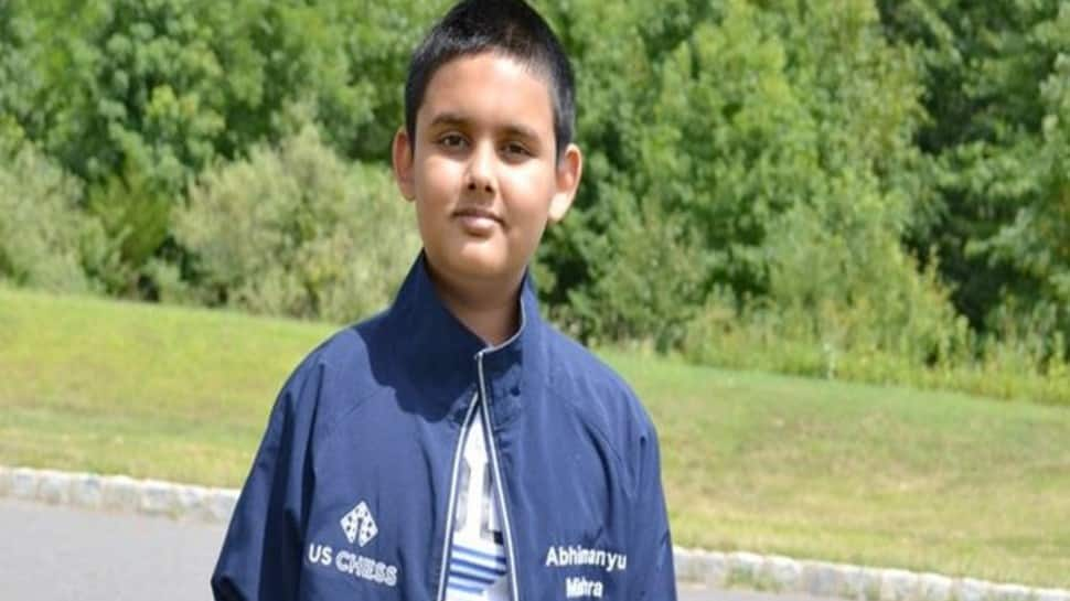 12-year-old Abhimanyu Mishra becomes youngest Grandmaster in chess history thumbnail