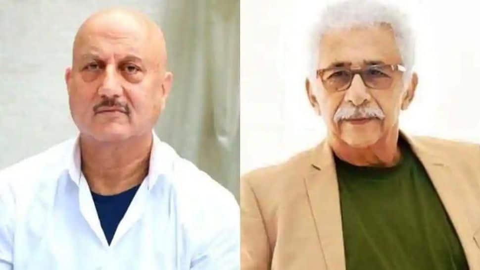 Anupam Kher wishes Naseeruddin Shah a speedy recovery thumbnail