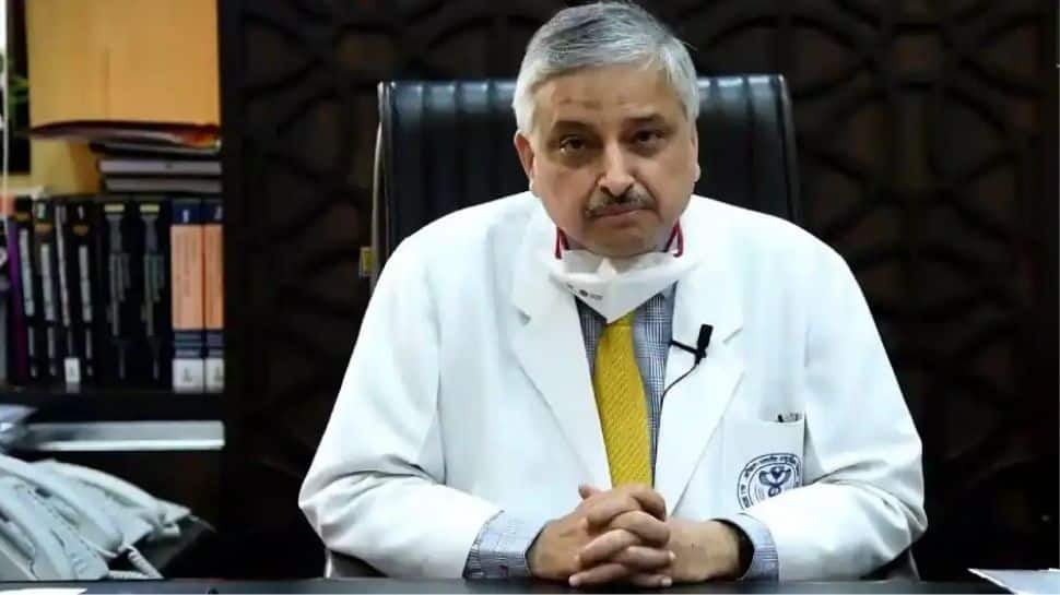 Not much data to suggest Delta Plus variant more infectious, says AIIMS chief Randeep Guleria
