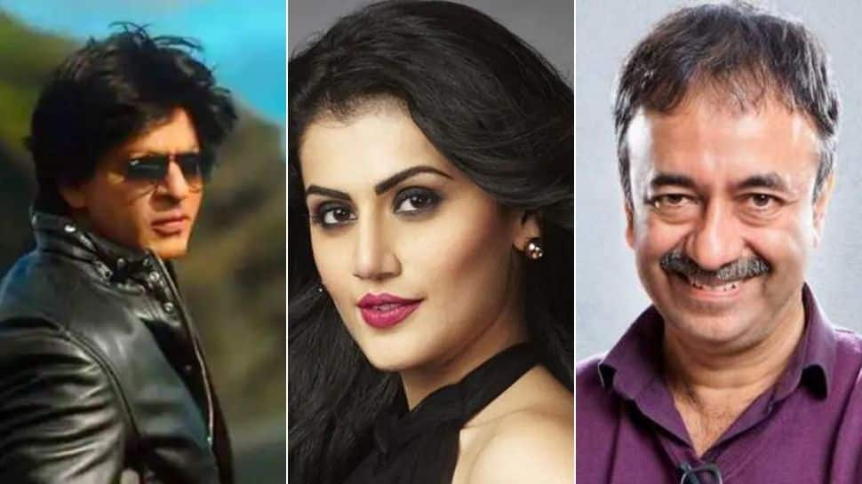 Taapsee Pannu denies doing Rajkumar Hirani's next with Shah Rukh Khan, says 'if it happens, I will be the one shouting'!