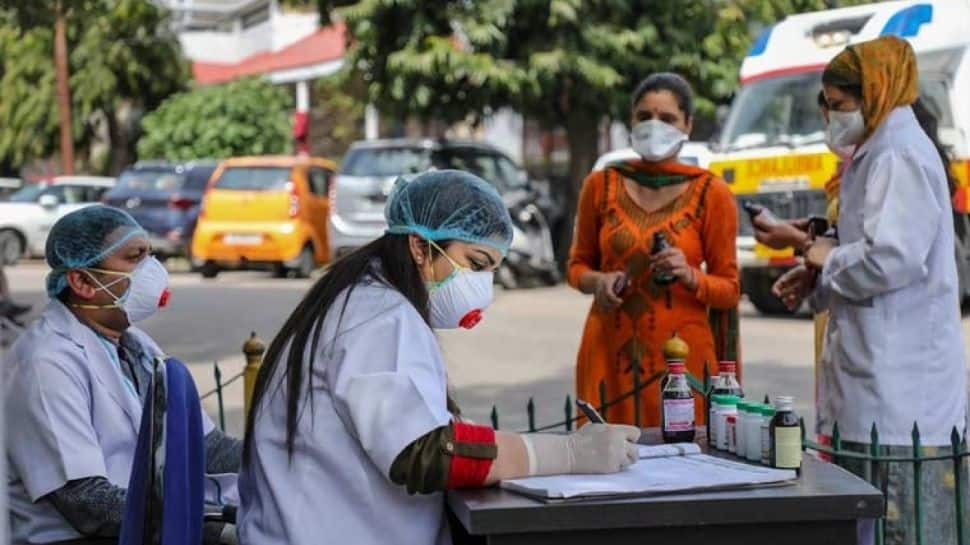 India records 46,617 new COVID-19 cases in last 24 hours, total death surpasses 4 lakh mark