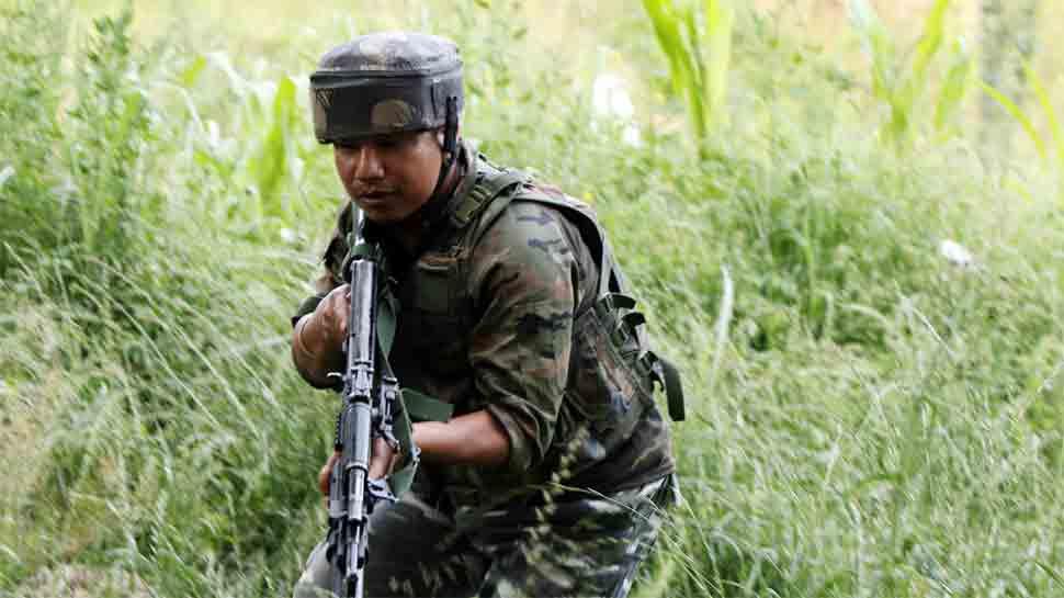 5 Lashkar terrorists, Army jawan killed in encounter in J&K's Pulwama