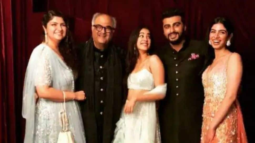 'It can't be perfect': Arjun Kapoor on his relationship with half-sisters Janhvi Kapoor, Khushi Kapoor
