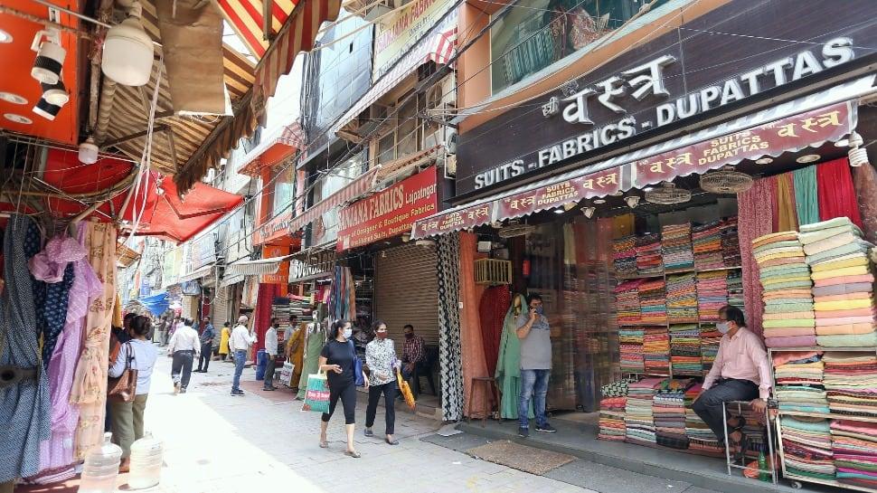 Lajpat Nagar central market in Delhi shut for flouting COVID-19 norms