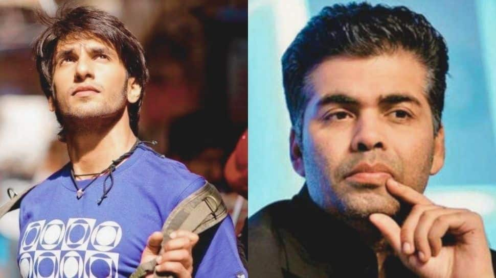 When Karan Johar was not convinced about Ranveer Singh's looks, but felt like a 'biggest fool' later!
