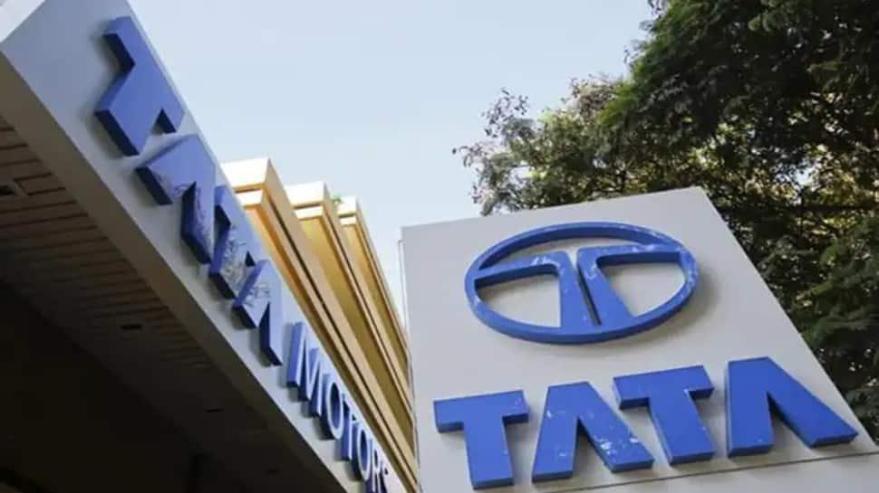 Tata Motors shares tank over 8 per cent amid shortage of chip supply